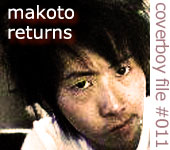 NABAY Coverboy Interview: Makoto Returns